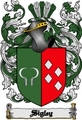 Thumbnail Sigley Family Crest  Sigley Coat of Arms Digital Download