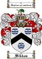 Thumbnail Sikkes Family Crest  Sikkes Coat of Arms