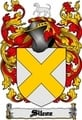 Thumbnail Silcox Family Crest  Silcox Coat of Arms Digital Download