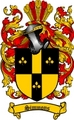 Thumbnail Simmons Family Crest / Simmons Coat of Arms