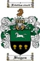 Thumbnail Singers Family Crest  Singers Coat of Arms