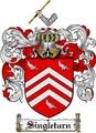 Thumbnail Singleturn Family Crest  Singleturn Coat of Arms