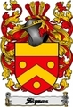 Thumbnail Sipson Family Crest  Sipson Coat of Arms Digital Download