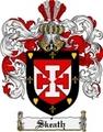 Thumbnail Skeath Family Crest  Skeath Coat of Arms