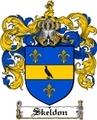 Thumbnail Skeldon Family Crest  Skeldon Coat of Arms