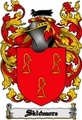 Thumbnail Skidmore Family Crest  Skidmore Coat of Arms Digital Download