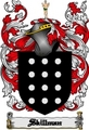 Thumbnail Skillman Family Crest  Skillman Coat of Arms Digital Download
