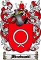Thumbnail Skrobanski Family Crest  Skrobanski Coat of Arms Digital Download