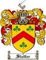 Thumbnail Slatter Family Crest  Slatter Coat of Arms
