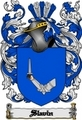 Thumbnail Slavin Family Crest  Slavin Coat of Arms Digital Download