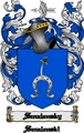 Thumbnail Smalansky Family Crest  Smalansky Coat of Arms Digital Download