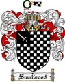 Thumbnail Smalwood Family Crest  Smalwood Coat of Arms