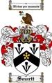 Thumbnail Smartt Family Crest  Smartt Coat of Arms