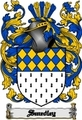 Thumbnail Smedley Family Crest  Smedley Coat of Arms Digital Download