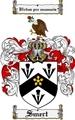 Thumbnail Smert Family Crest  Smert Coat of Arms