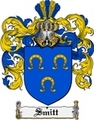 Thumbnail Smitt Family Crest  Smitt Coat of Arms