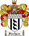 Thumbnail Snodgers Family Crest  Snodgers Coat of Arms