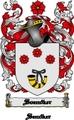 Thumbnail Soendker Family Crest  Soendker Coat of Arms Digital Download