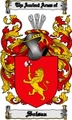 Thumbnail Solsaa Family Crest  Solsaa Coat of Arms Digital Download