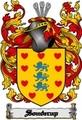 Thumbnail Sonderup Family Crest  Sonderup Coat of Arms Digital Download