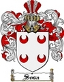 Thumbnail Sosa Family Crest  Sosa Coat of Arms
