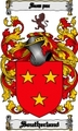 Thumbnail Southerland Family Crest  Southerland Coat of Arms Digital Download