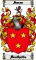 Thumbnail Southerlin Family Crest  Southerlin Coat of Arms Digital Download