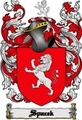 Thumbnail Spacek Family Crest  Spacek Coat of Arms Digital Download
