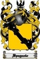 Thumbnail Spagnolo Family Crest  Spagnolo Coat of Arms Digital Download