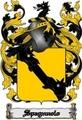 Thumbnail Spagnuolo Family Crest  Spagnuolo Coat of Arms Digital Download
