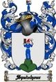 Thumbnail Spainhour Family Crest  Spainhour Coat of Arms Digital Download