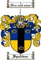 Thumbnail Spaldene Family Crest  Spaldene Coat of Arms