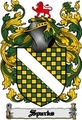 Thumbnail Sparks Family Crest  Sparks Coat of Arms Digital Download