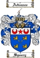 Thumbnail Speery Family Crest  Speery Coat of Arms