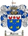 Thumbnail Speres Family Crest  Speres Coat of Arms
