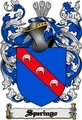 Thumbnail Speringo Family Crest  Speringo Coat of Arms Digital Download
