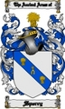 Thumbnail Sperry Family Crest  Sperry Coat of Arms Digital Download