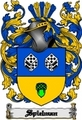 Thumbnail Spielman Family Crest  Spielman Coat of Arms Digital Download
