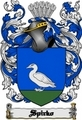 Thumbnail Spirko Family Crest  Spirko Coat of Arms Digital Download