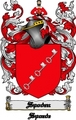 Thumbnail Spoden Family Crest  Spoden Coat of Arms Digital Download