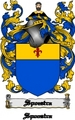 Thumbnail Spoestra Family Crest  Spoestra Coat of Arms Digital Download