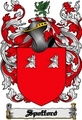 Thumbnail Spofford Family Crest  Spofford Coat of Arms Digital Download