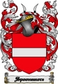 Thumbnail Spoonemore Family Crest  Spoonemore Coat of Arms Digital Download