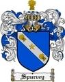 Thumbnail Spurvey Family Crest  Spurvey Coat of Arms