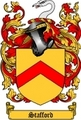 Thumbnail Stafford Family Crest / Stafford Coat of Arms