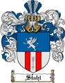 Thumbnail Stahl Family Crest  Stahl Coat of Arms