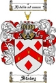 Thumbnail Staley Family Crest  Staley Coat of Arms