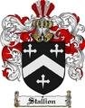 Thumbnail Stallion Family Crest  Stallion Coat of Arms