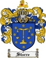 Thumbnail Starre Family Crest  Starre Coat of Arms