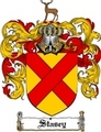 Thumbnail Stasey Family Crest  Stasey Coat of Arms